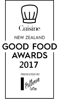 Cuisine Good Food Awards 2017